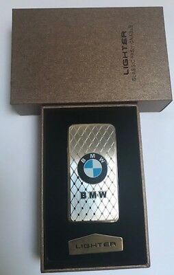 Electric Arc Flameless Windproof Lighter USB Rechargeable  Mercedes BMW AUDI UK