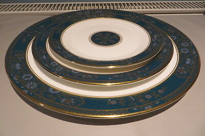 Royal Doulton Carlyle Plates Dinner Salad And Tea Plate First Quality