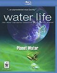 Water Life: Planet Water (Blu-ray/DVD, 2010, 2-Disc Set, Includes Digital Copy)
