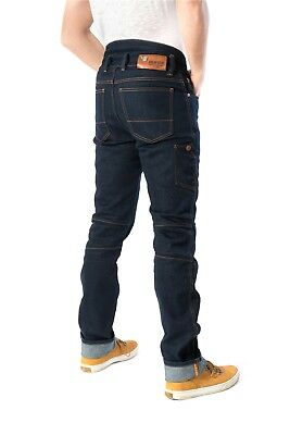 Bolidster Herren Riding Jeans - Ride´ster