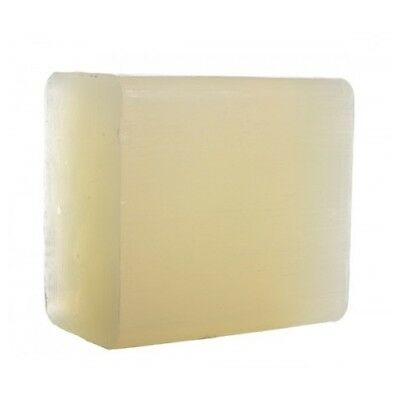 LOW SWEAT CLEAR Melt and Pour Soap Base (500g)