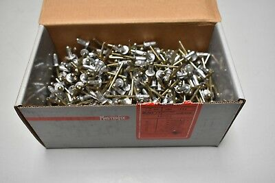 Unused Box of 500 Masterfix Alu/steel 4.8 x 10.3mm Pop Rivet, Pt No.149148101