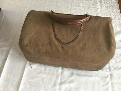 Antique Embalming Bag