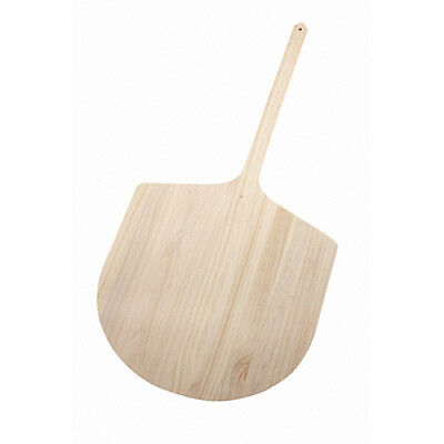 "Value Series WPP-2042 Wood Pizza Peel - 20""x21"" Blade, 42""L"