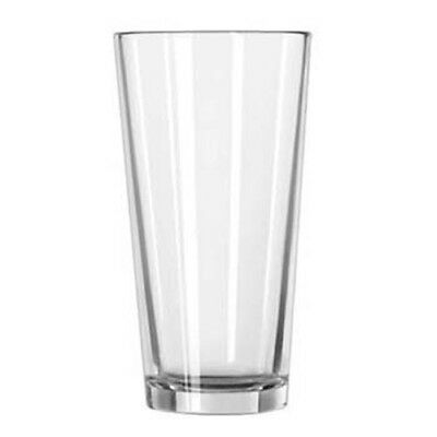 Libbey 1639HT Glass Barware 16 oz. Mixing Glass, Case of 24