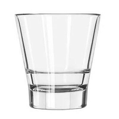 Libbey Endeavor DuraTuff Double Old Fashioned Glass, 12 Ounce, Case of 12