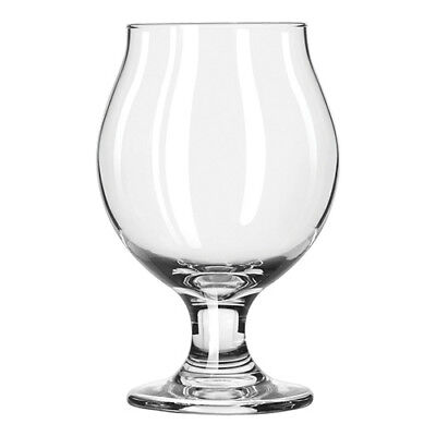 Libbey Stacking Belgian Beer Glass, 10 Ounce, Case of 12
