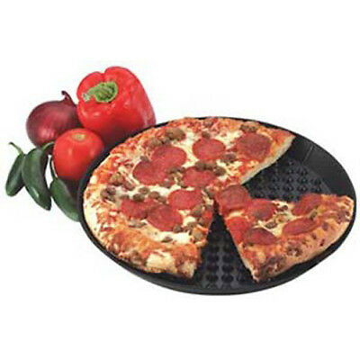 "H.S. Inc. HS1032 Plastic Pizza Serving Tray - 16"" Diam."