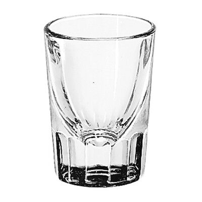Libbey 5126 Fluted Shot Glass - 2 oz., Case of 12