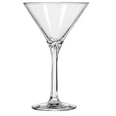 Libbey Domaine Clear Martini Glass, 8 Ounce, Case of 12