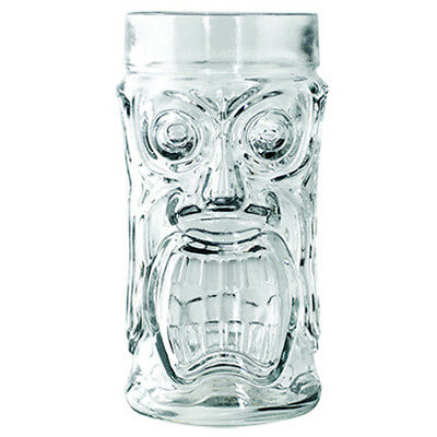 Anchor Hocking 10024 16 Ounce Screaming Tiki Glass, Case of 24