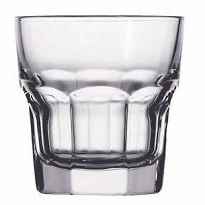 Anchor Hocking New Orleans Rock Glass, 8 Ounce, Case of 36