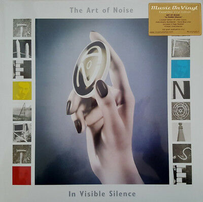 More Images  The Art Of Noise ‎– In Visible Silence Vinyl, LP, Album, Reissue,