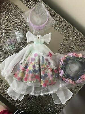 Neo blythe garden of joy CWC Limited 16th Anniversary doll dress outfit kenner