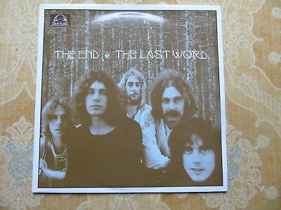 The End - the last word VINYL LP (UK psych/prog 1969/1970)