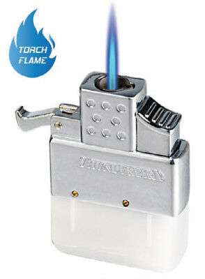 Vector Butane Insert blue torch Thunderbird for zippo