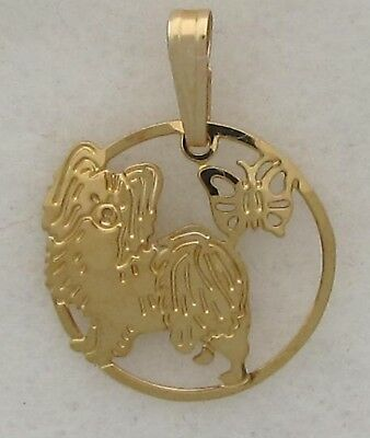 Papillon Jewelry Pendant by Touchstone