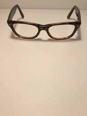 f7f6170edebec RAY BAN NEW Wayfarer RB 2132 902 52  18 3N Sunglasses (Made In Italy ...