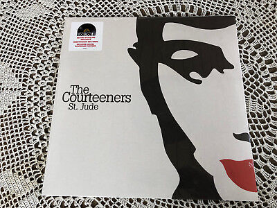 Courteeners - St Jude,  Coloured Vinyl Rsd 2018 New!