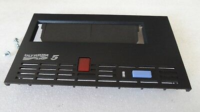 DELL IBM 45E9499 LTO5 V2 Half-Height Face Plate Bezel With Dust Flap
