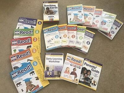 Your Baby Can Read Deluxe Whole Set
