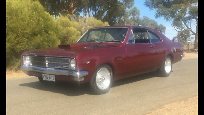"""HK GTS MONARO factory PICARDY RED 307 now fitted 350 9"""" suit HT HG HOLDEN buyer"""