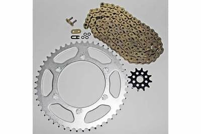 2002-2004 Yamaha YZ125 125 Gold O Ring Chain And Sprocket 13/49 112L