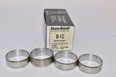 NEW Dura-Bond Cam Bearing Set B12 SH1385S