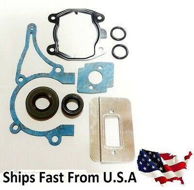 Gasket set with oil seals for Stihl TS700, TS800 cut off saw 4224 007 1012