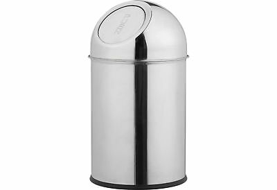 HOME Sabichi 5 Litre Push Bin - Mirrored. From the Official Argos Shop on ebay
