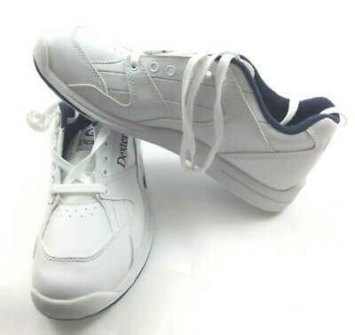 082951437f974 SIZE 7 1/2 WIDE Bowling Bowler Mens Shoes Dexter Ricky II White/Blue ...