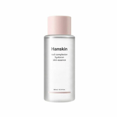 [HANSKIN] Real Complexion Hyaluron Skin Essence - 300ml / Free Gift