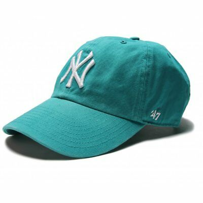 dc86d5bd07ae9 47 BRAND MLB New York Yankees Clean Up Curved V Relax Fit Meadowood ...