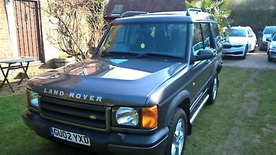 Discovery TD5 ES Auto