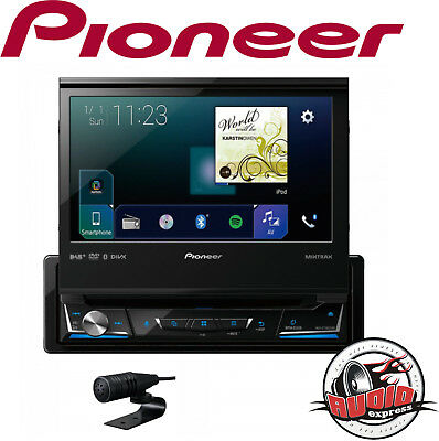 Pioneer AVH-Z7100DAB Touchscreen DVD Autoradio DAB+/Carplay/USB/Bluetooth Neu!!