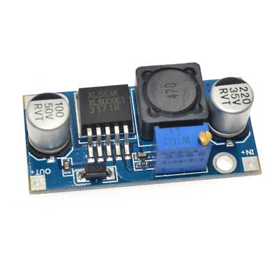 10 Pcs Adjustable DC-DC Boost Step-up Power Converter Modules XL6009 Replace NEW
