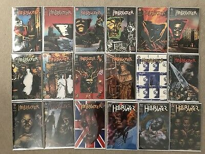 Hellblazer - #41-83 & #123-133 + Special- Full Garth Ennis Run - Nm - 1St Prints