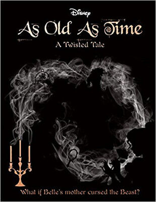 Disney A Twisted Tale: As Old As Time, New, Liz Braswell Book