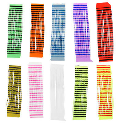 Dubbing Line Fly Tying Materials Silicone Crazy Legs Skirts for Fly Tying
