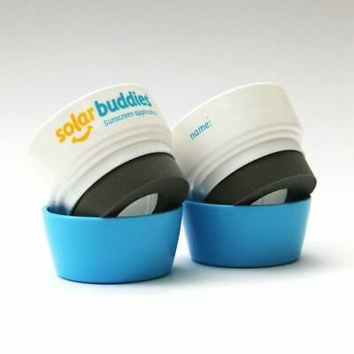 Solar Buddies Refillable Roll-on Sun Lotion Mess Free Replacement Heads x 2