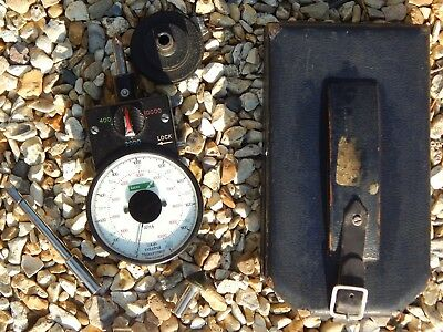 LUCAS HAND HELD TACHOMETER/REV COUNTER(Stationary Engine/tractor Speed Setting)