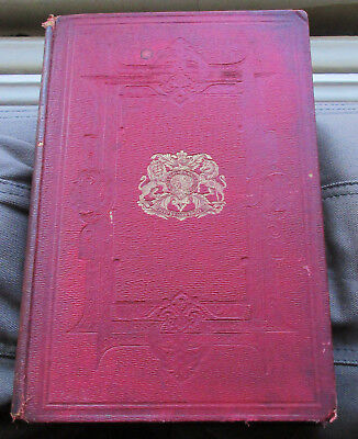 Kelly's Directory Of Durham With Map 1890 Nice Condition