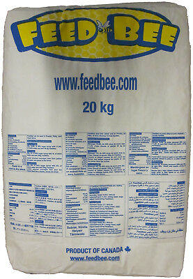 Feed Bee, Pollen Subsitute, Supplement for Hives of Bees Free P & P