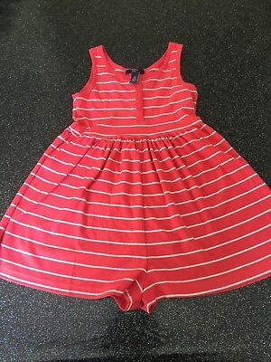 Girls Gap Play Suit Age 6-7