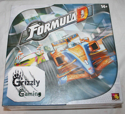 NEW Formula D [Board Game Asmodee Games]