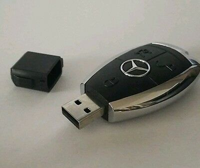 original mercedes benz usb stick 4 gb schl ssel design. Black Bedroom Furniture Sets. Home Design Ideas