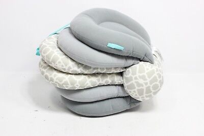 Infantino Elevate Adjustable Nursing Pillow, Grey 211-002 - Preowned