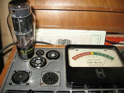 6As7G Vintage Vacuum Tube Nos Tested High