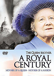 Queen Mother - A Royal Century (DVD, 2008) Brand New & Sealed