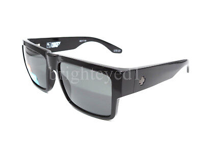 Authentic SPY Cyrus Black Sunglasses 673180038863 *NEW*